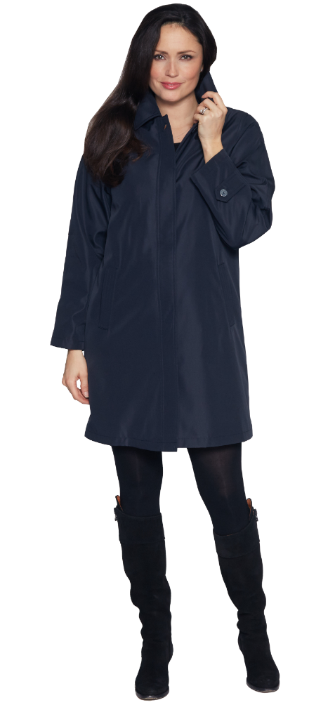 Womens Lightweight Raincoat db699